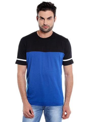 ROYAL BLUE RN TSHIRT