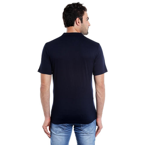 THREE PATCH POLO TSHIRT
