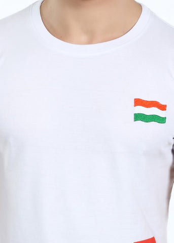 Raina Number 5 World Cup Tshirt