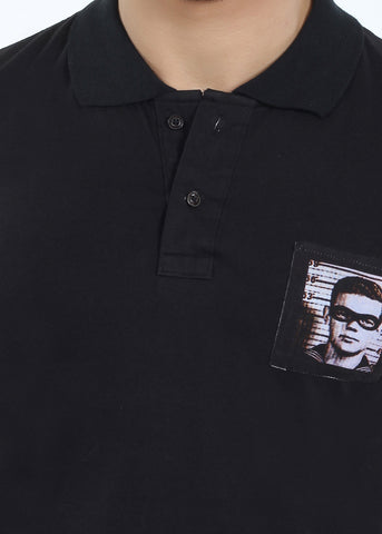 Criminal Pocket Polo Tshirt - by Kenney