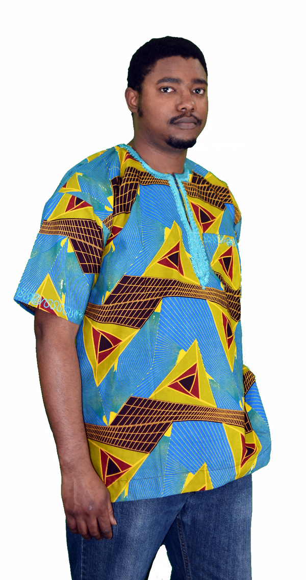 Maths 2 Dashiki