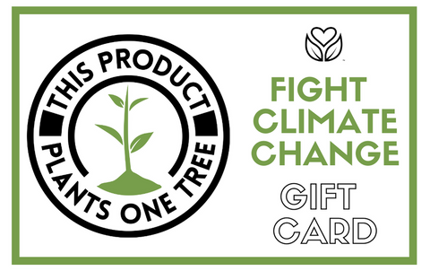 Fight Climate Change Gift Card