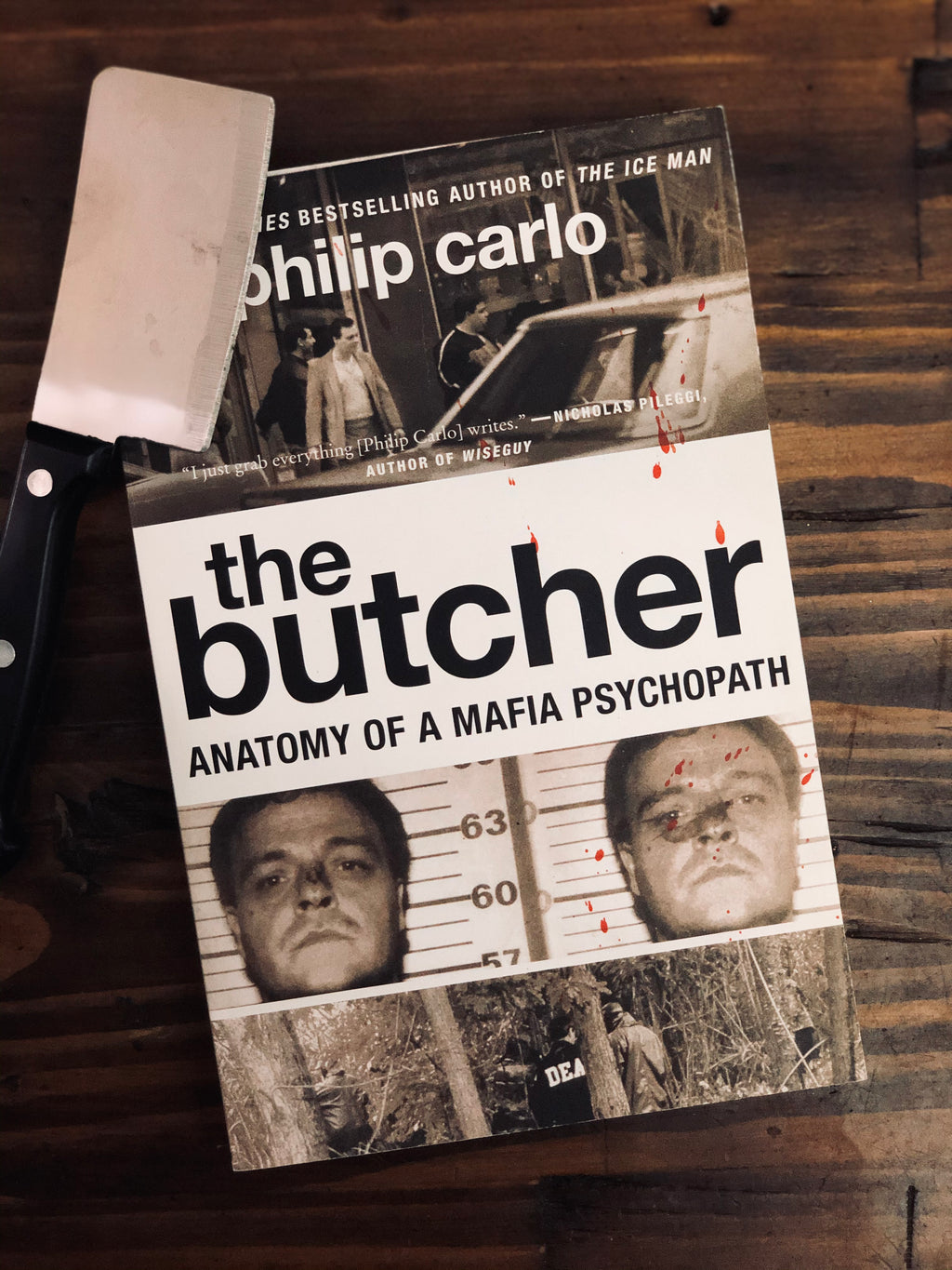 The Butcher by Phillip Carlo