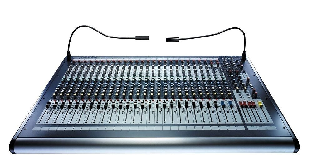 Soundcraft GB2 16 Channel Live Sound Recording Console Mixing Board | 2-Day Ship | Authorized Dealer