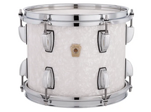 Load image into Gallery viewer, Ludwig Classic Maple White Marine Pearl Fab 14x22, 9x13, 16x16 Drums Special Order Authorized Dealer