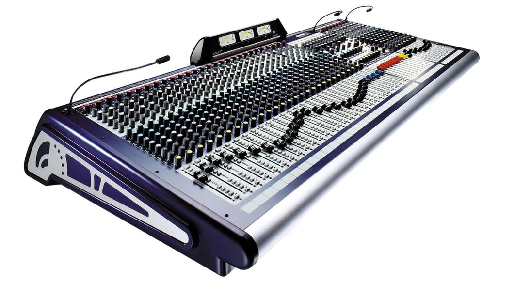 Soundcraft GB8 48 +4/8/2 Channel Mixer Professional Mixing Console | 3-Day Ship! | Authorized Dealer