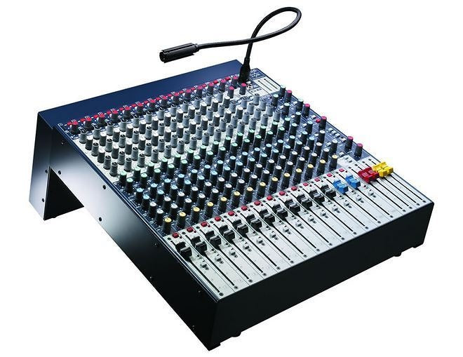 Soundcraft GB2R  GB2R-12.2 - 12 Channel Rackmountable Rack Mixer NEW Authorized Dealer