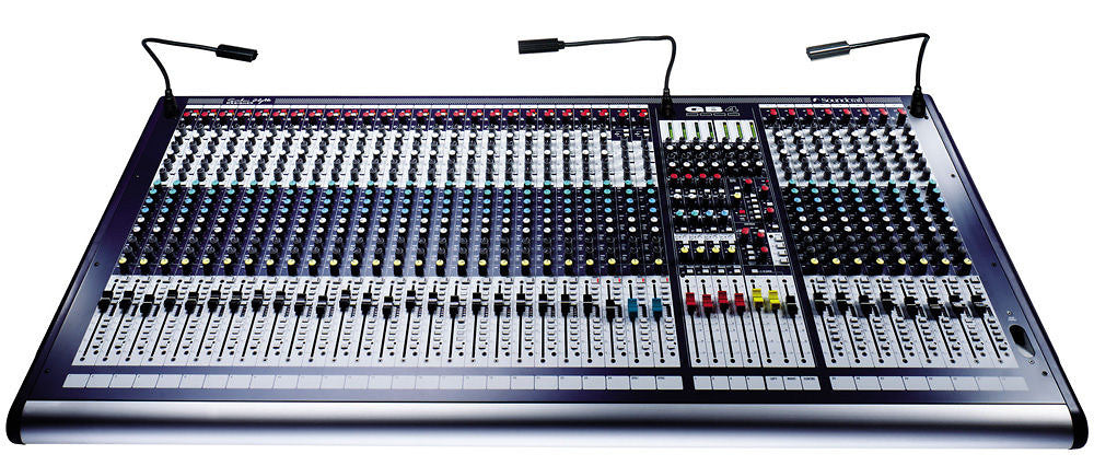 Soundcraft GB4 32 Channel Live Recording Mixing Console Expedited 3-Day Ship | NEW Authorized Dealer