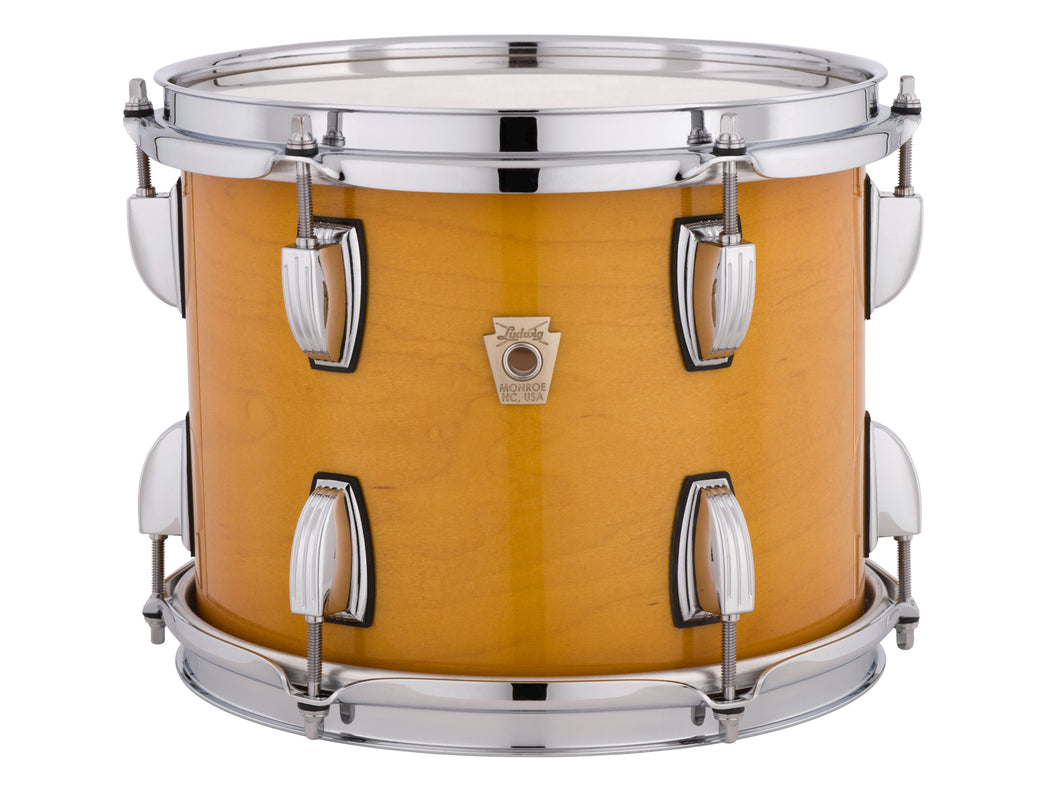 Ludwig Classic Maple Golden Slumber Downbeat 14x20_8x12_14x14 Drums Special Order/Authorized Dealer