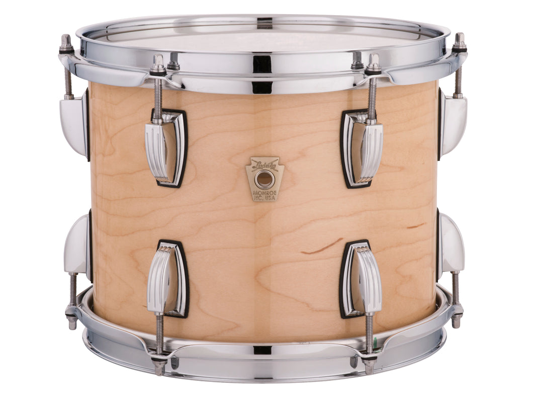 Ludwig Classic Maple Natural Maple Downbeat 14x20_8x12_14x14 Drums Special Order | Authorized Dealer