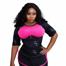 Load image into Gallery viewer, Double Strap Waist Trainer