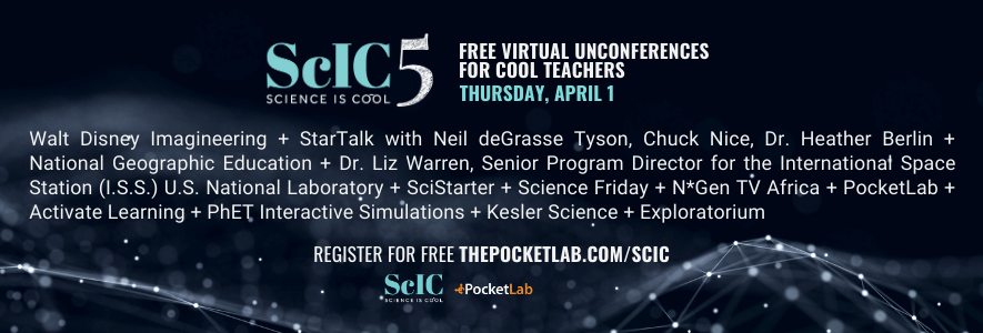 ScIC5 Science is Cool 5 Virtual Confernce