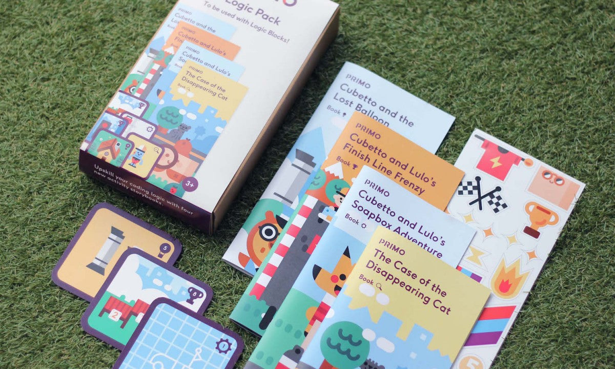 Cubetto Expansion Pack - Logic Pack Contents