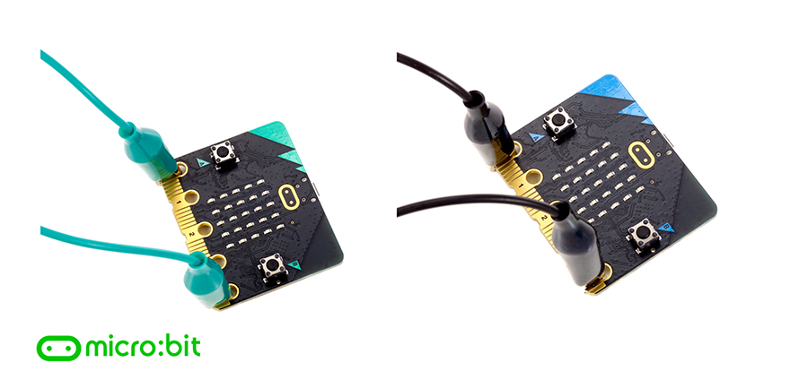New Way to Connect Crocodile Clips to micro:bit V2