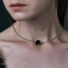 Load image into Gallery viewer, Infinite Asymmetric Necklace