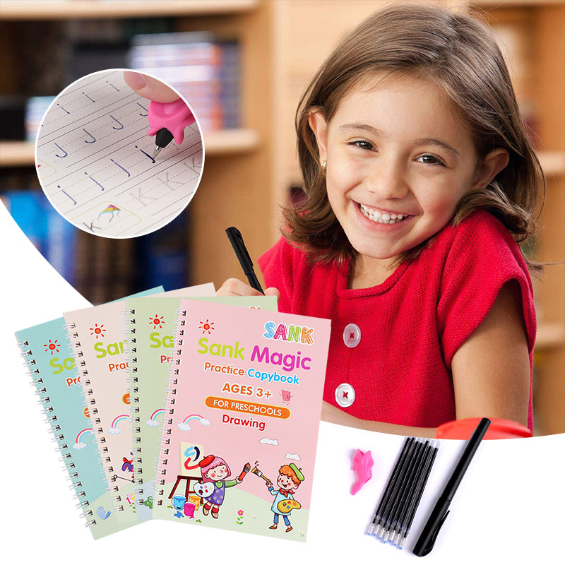 Sank®Magic Practice Copybook