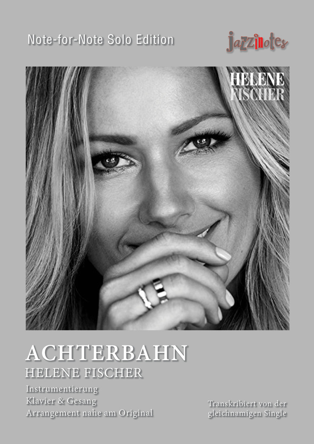 Fischer, Helene: Achterbahn - Sheet Music Download