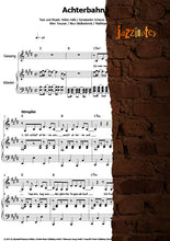 Load image into Gallery viewer, Fischer, Helene: Achterbahn - Sheet Music Download