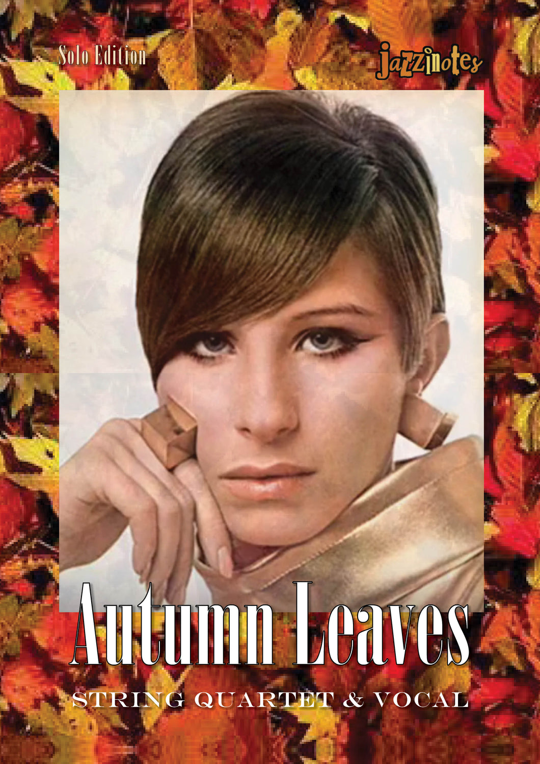 Streisand, Barbara: Autumn Leaves (Les feuilles mortes) Streichquartett - Musiknoten Download