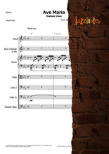 Load image into Gallery viewer, Bach/Gounod: Ave Maria (Lesley Garrett) - medium voice Eb major - Sheet Music Download