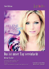 Load image into Gallery viewer, Fischer, Helene: Das ist unser Tag (Simplified Version) - Sheet Music Download