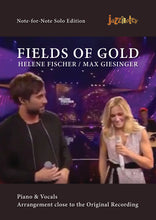 Load image into Gallery viewer, Fischer, Helene / Giesinger Max: Fields of Gold (Sting) - Sheet Music Download