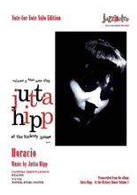 Load image into Gallery viewer, Hipp, Jutta: Horacio (Live) - Sheet Music Download