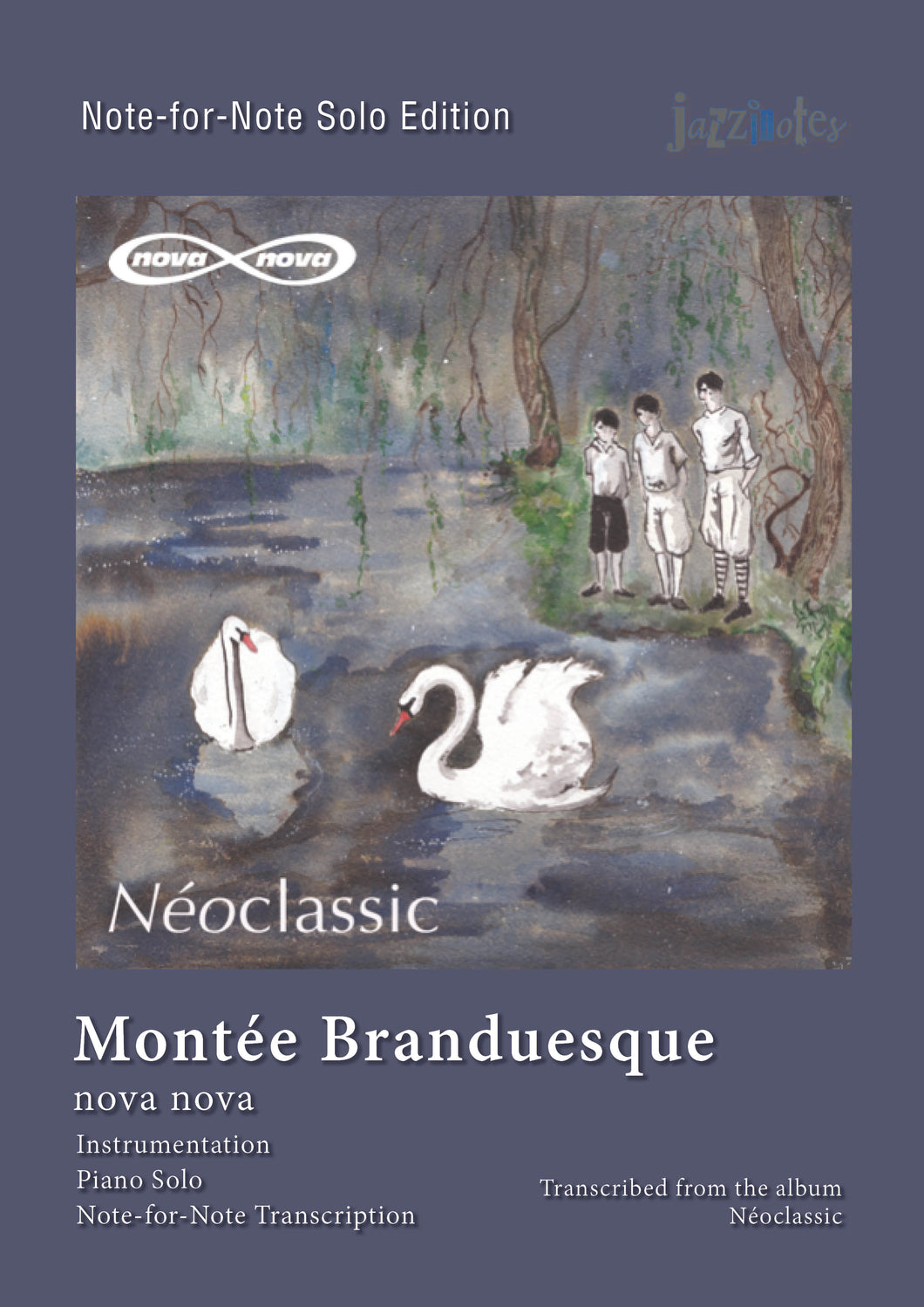 Nova Nova: Montée Branduesque - Musiknoten Download