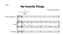 Load image into Gallery viewer, Coltrane, John: My Favorite Things - Sheet Music Download