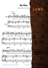 Load image into Gallery viewer, Harris, Calvin: My Way - Sheet Music Download