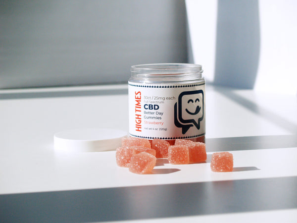 High Times CBD Pack