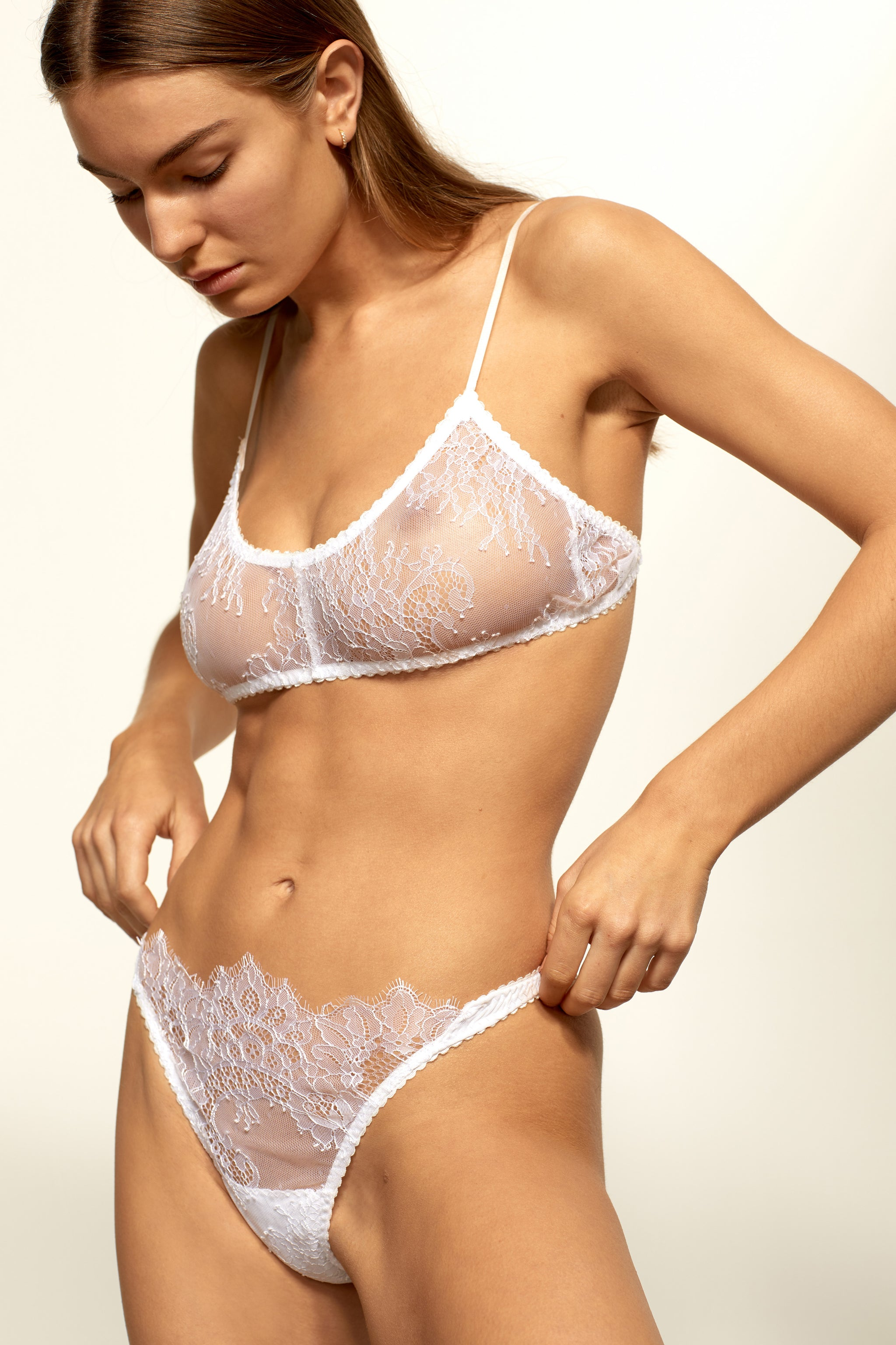 Margot Crop - Aimee-Cherie Intimates