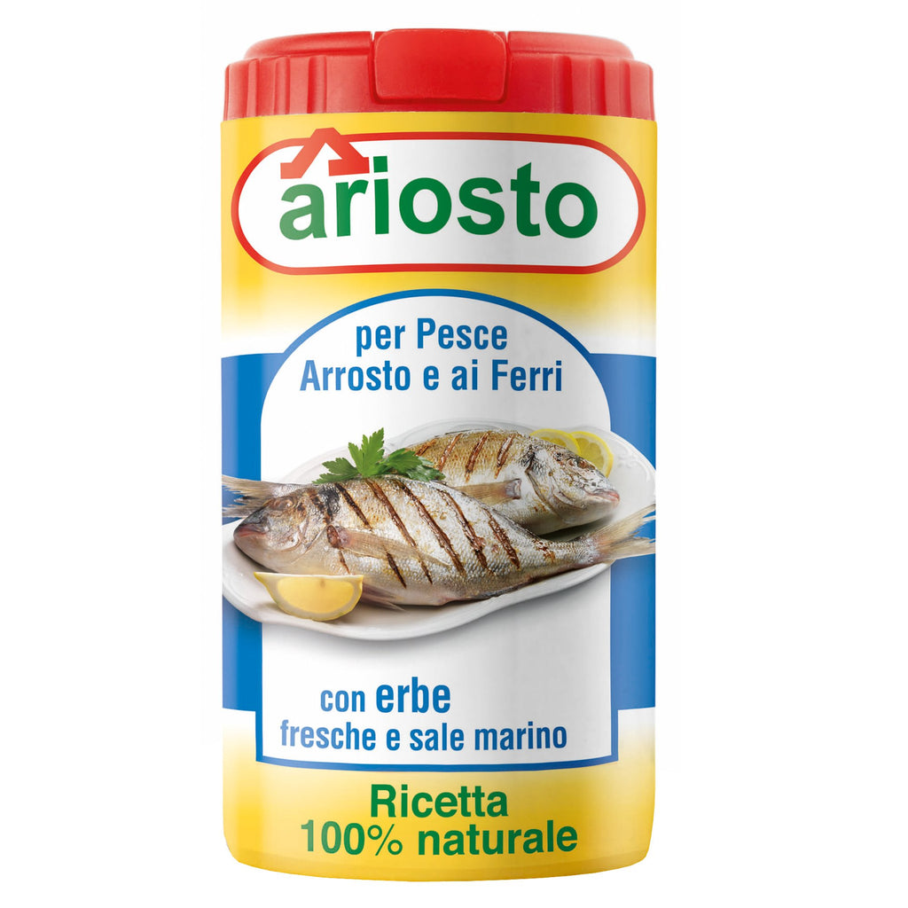 Fish Seasoning by Ariosto, Made in Italy