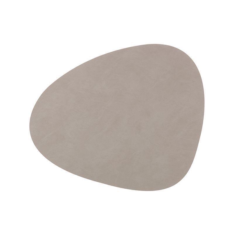 LIND DNA Table Mat Curve L grey