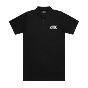 ATK Polo Tee Black
