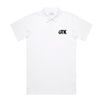 ATK Polo Tee White