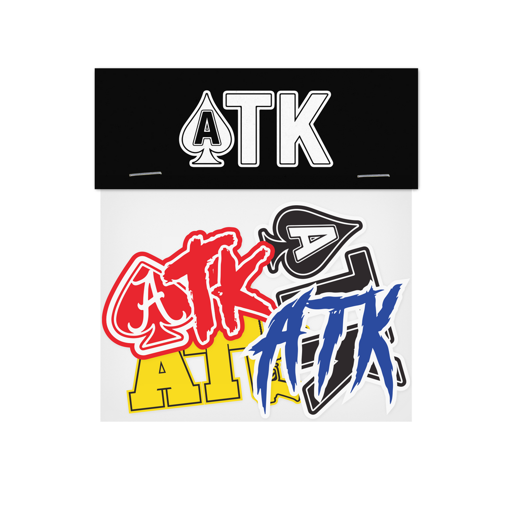ATK Sticker Pack