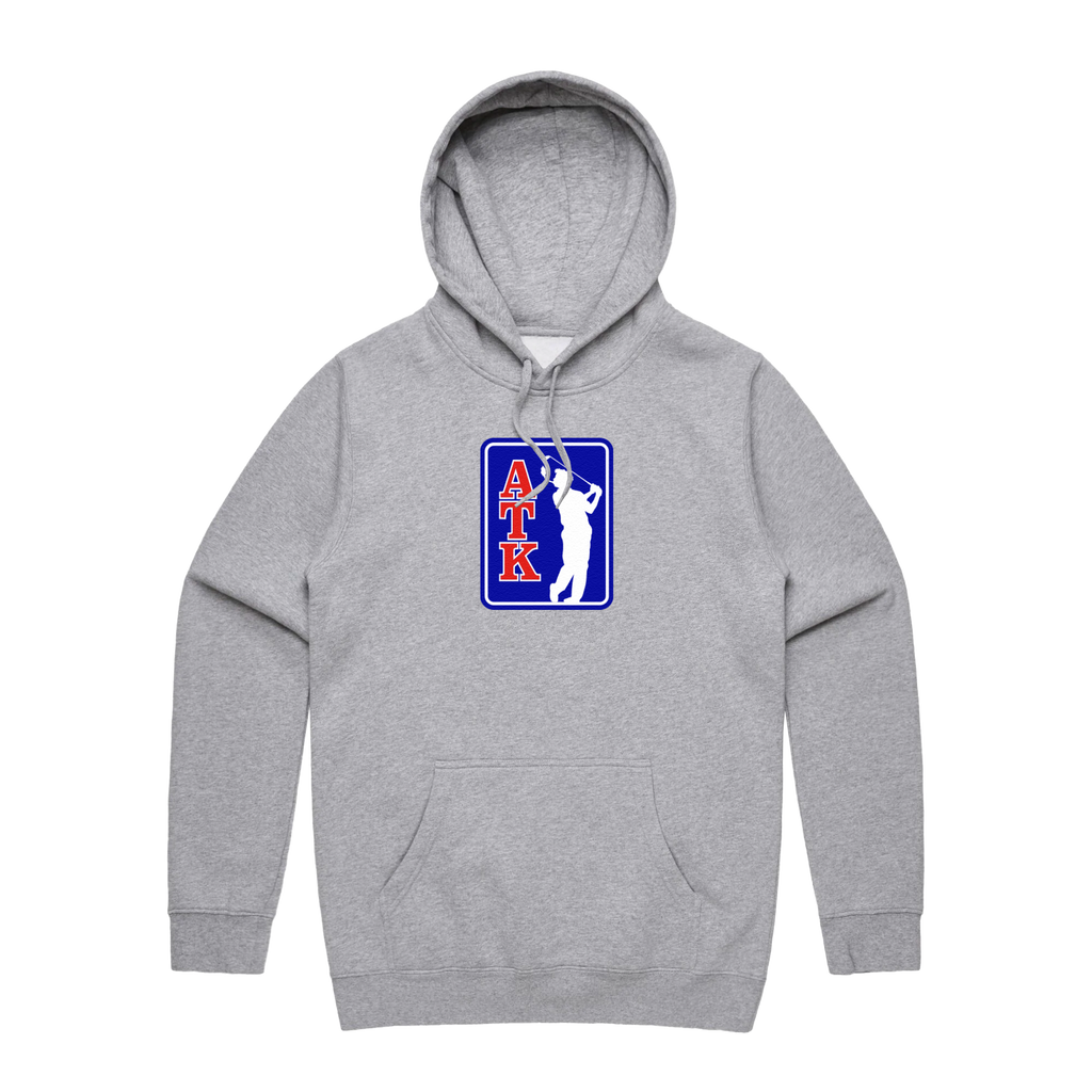 ATK Tour Hoodie Heather Grey