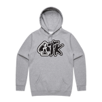 Spade Hoodie Heather Gray