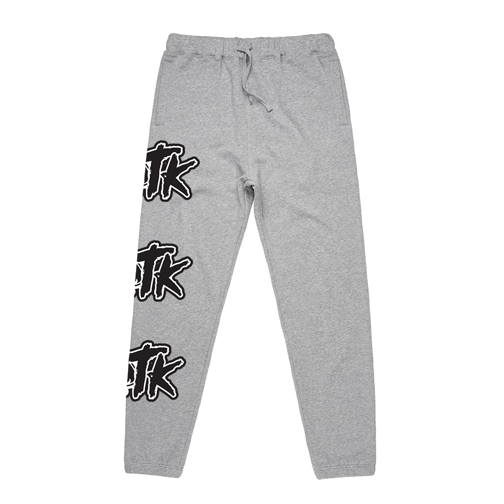 Spade Sweatpants Heather Gray