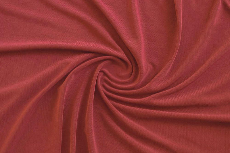 ITY Jersey Knit Solid Coral 5 YARDS