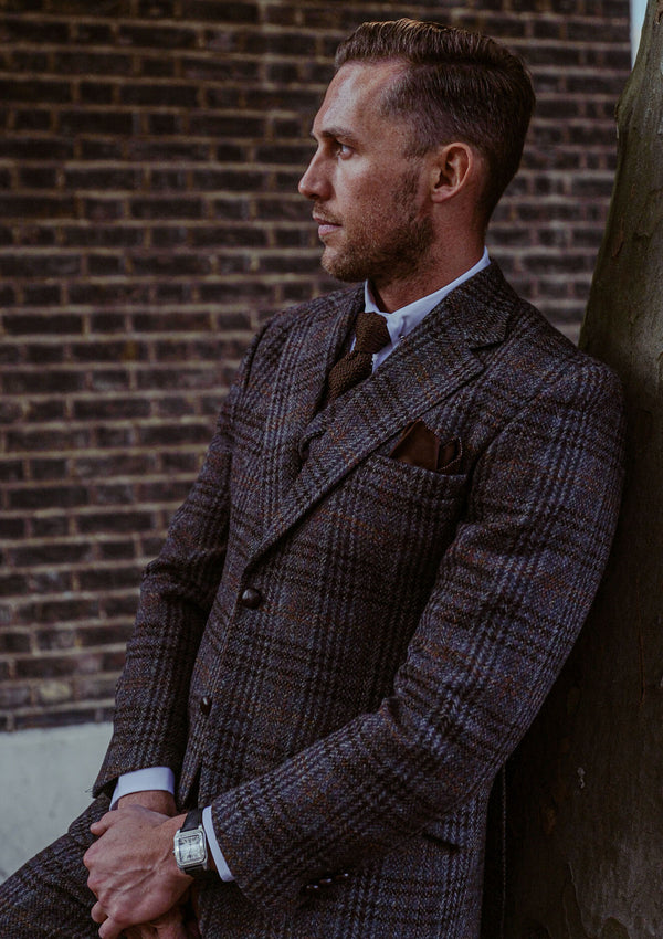 Erwood Suit Jacket - Harris Tweed