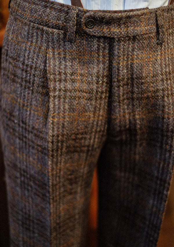 Erwood Classic Suit Trousers - Harris Tweed