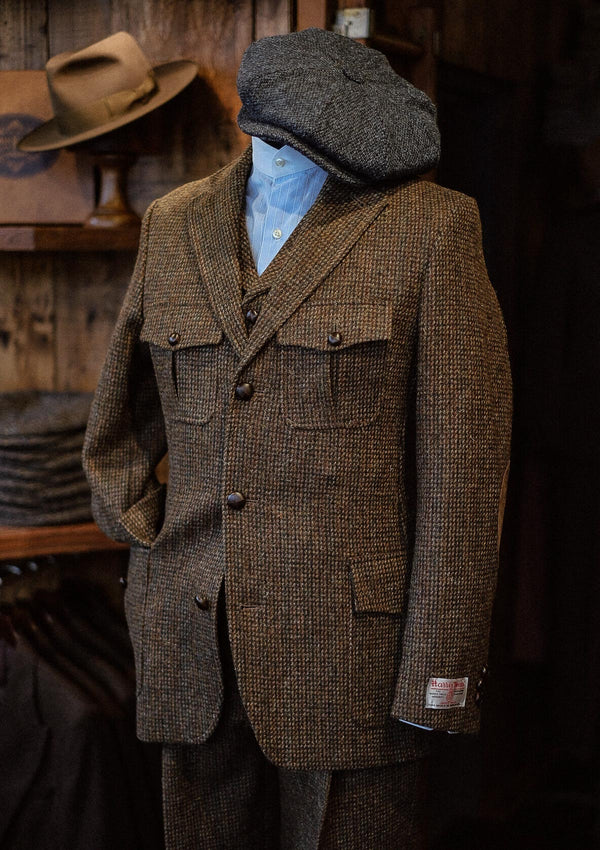 Woodrow Suit Jacket - Moss Harris Tweed