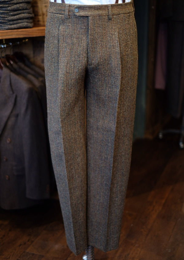 Woodrow Suit Trousers - Moss Harris Tweed
