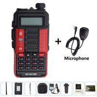 2020 Professional Walkie Talkie Baofeng UV-10R High Power 10W 5800mAh Dual Band Two Way CB Ham Radio USB Charging BF UV-10R New