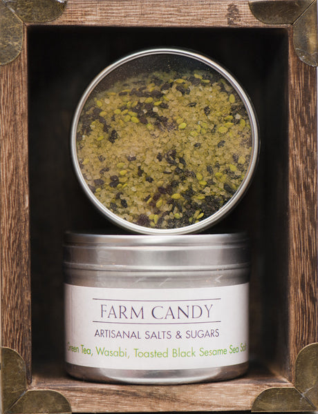FC Salts Sugars & Spices-Green Tea Wasabi Sesame