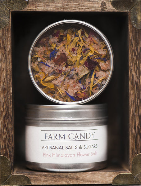 FC Salts Sugars & Spices-Pink Himalayan Flower Salt