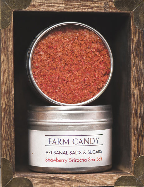 FC Salts Sugars & Spices-Strawberry Sriracha Sea Salt