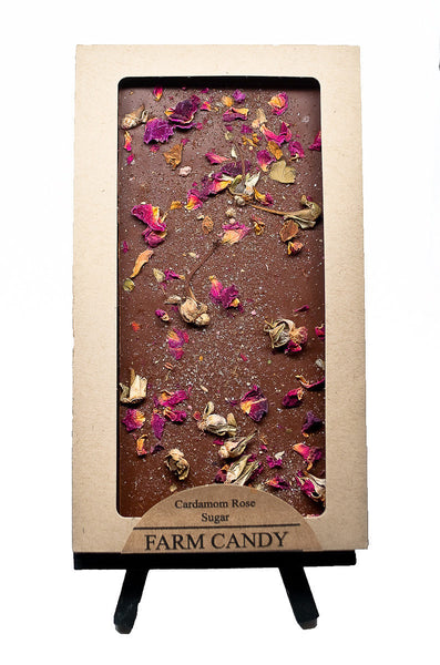 FC Gourmet Chocolate Cardamom Rose Milk